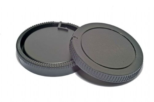 Body & Back Cap Set For Sony A Mount & Minolta AF Body and Lenses